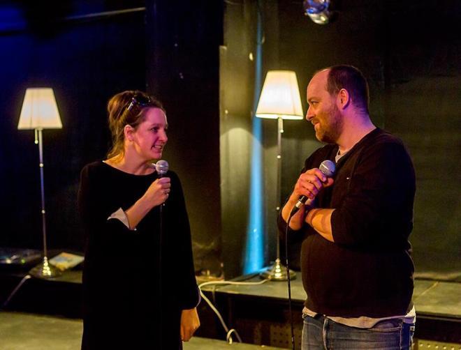 Ulrike Lars_Gespräch