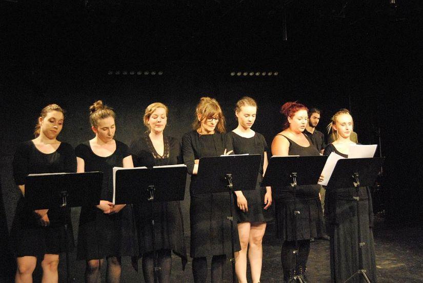 AKTIVITÄTEN: Veranstaltung am Theaterhaus G7 inMannheim